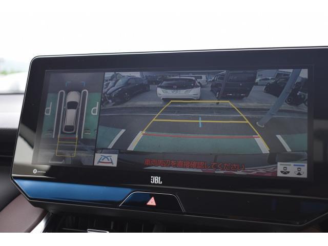 Z レザーパッケージ GRエアロ GRマフラー GR20インチホイール 調光パノラマルーフ ワンオーナー 純正ナビ フルセグTV JBLサウンド 本革シート 寒冷地仕様 パノラミックビューM SOSコール シートエアコン(10枚目)