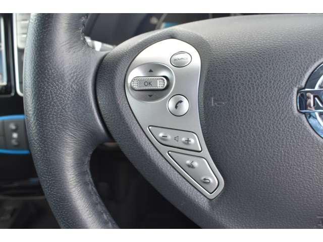 X(24kwh) 純正ナビ フルセグTV バックモニター ETC クルーズコントロール シートヒーター LEDヘッドライト オートライト インテリキー エマージェンシーブレーキ(14枚目)