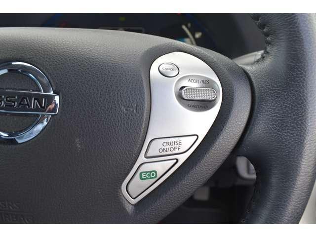 X(24kwh) 純正ナビ フルセグTV バックモニター ETC クルーズコントロール シートヒーター LEDヘッドライト オートライト インテリキー エマージェンシーブレーキ(15枚目)