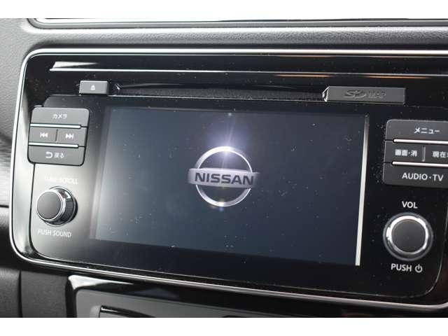バックカメラ搭載で後方の死角をサポートしてくれるので駐車が苦手な方でも安心です!