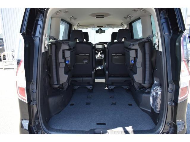 ハイウェイスターG 登録済未使用車 セーフティパックB 後席エアコン プロパイロット 両側オート LEDヘッド アラビュー エマブレ コーナーセンサー 踏み間違い プレミアムインテリア スマートルームミラー インテリキー(21枚目)