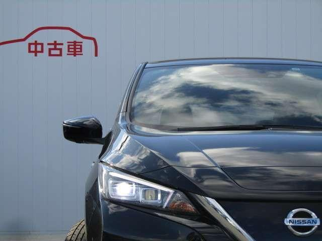 「日産」「リーフ」「コンパクトカー」「奈良県」の中古車16