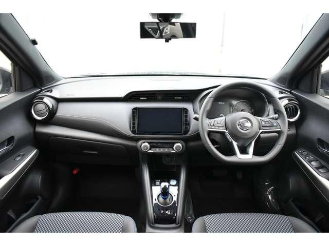 X 登録済未使用車 アラウンドビューモニター インテリルームミラー プロパイロット SOSコール LEDヘッド エマブレ コーナーセンサー 踏み間違い防止 インテリキー(6枚目)