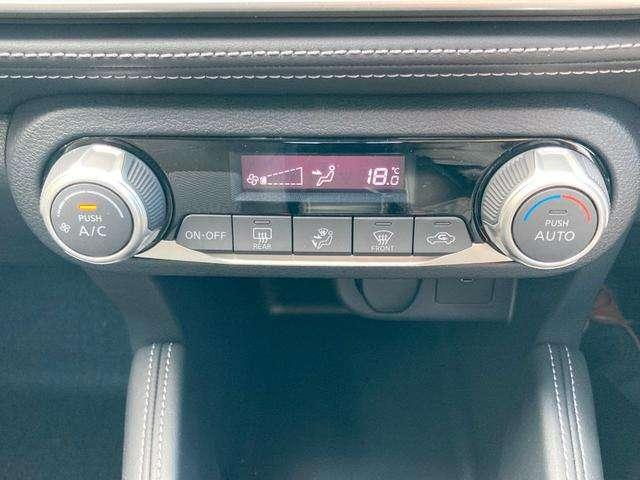 X 登録済未使用車 アラウンドビューモニター インテリルームミラー プロパイロット SOSコール LEDヘッド エマブレ コーナーセンサー 踏み間違い防止 インテリキー(11枚目)