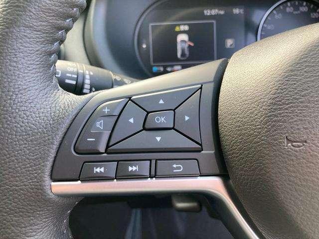 X 登録済未使用車 アラウンドビューモニター インテリルームミラー プロパイロット SOSコール LEDヘッド エマブレ コーナーセンサー 踏み間違い防止 インテリキー(12枚目)