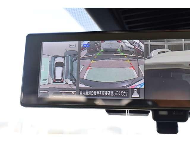 X 登録済未使用車 純正9インチナビ フルセグTV アラウンドビューモニター インテリルームミラー プロパイロット SOSコール LEDヘッド エマブレ コーナーセンサー 踏み間違い防止 インテリキー(5枚目)