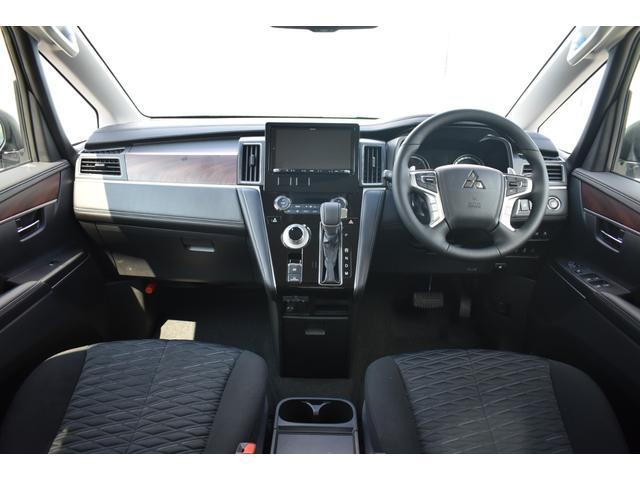 G パワーパッケージ JAOSスキッドバー&マッドガード 登録済未使用車 アラウンドビュー クルーズコントロール 両側パワースライドドア オートホールド シートヒーター パワーバックドア LEDヘッド 電動サイドステップ(5枚目)