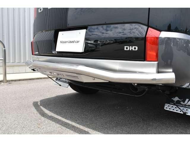 G パワーパッケージ JAOSスキッドバー&マッドガード 登録済未使用車 アラウンドビュー クルーズコントロール 両側パワースライドドア オートホールド シートヒーター パワーバックドア LEDヘッド 電動サイドステップ(9枚目)