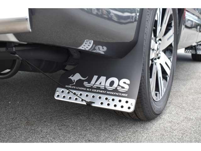 G パワーパッケージ JAOSスキッドバー&マッドガード 登録済未使用車 アラウンドビュー クルーズコントロール 両側パワースライドドア オートホールド シートヒーター パワーバックドア LEDヘッド 電動サイドステップ(10枚目)