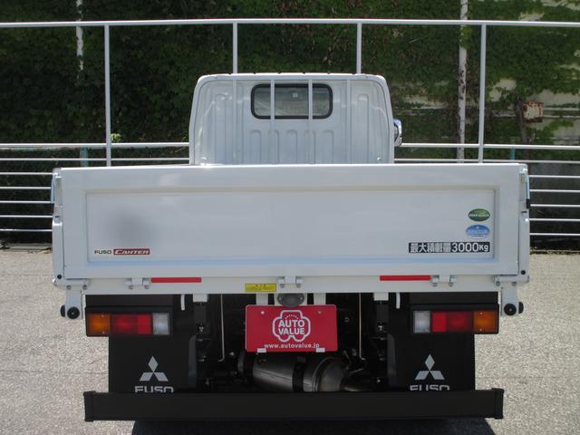 三菱ふそう キャンター 3トン積み4ナンバー 改良後現行モデル フォグ 左電格ミラー