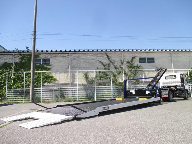 積載車 2900kg積み極東フラトップZERO ハイグレード(8枚目)