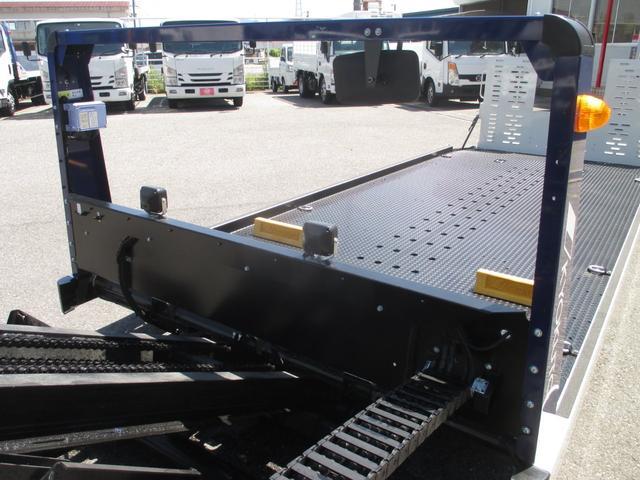 積載車 2900kg積み極東フラトップZERO ハイグレード(10枚目)