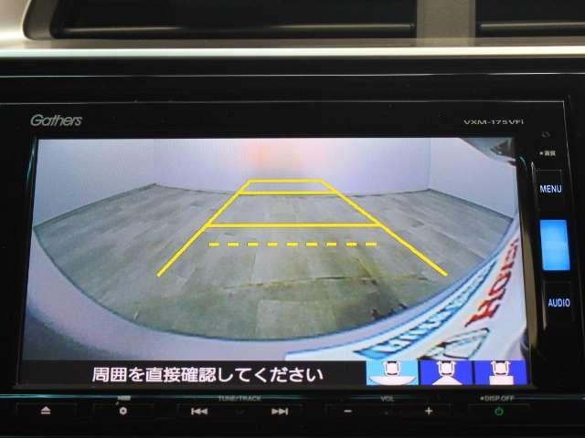 ホンダ フィット 13G・Fパッケージ デモカー メモリーナビ フルセグTV