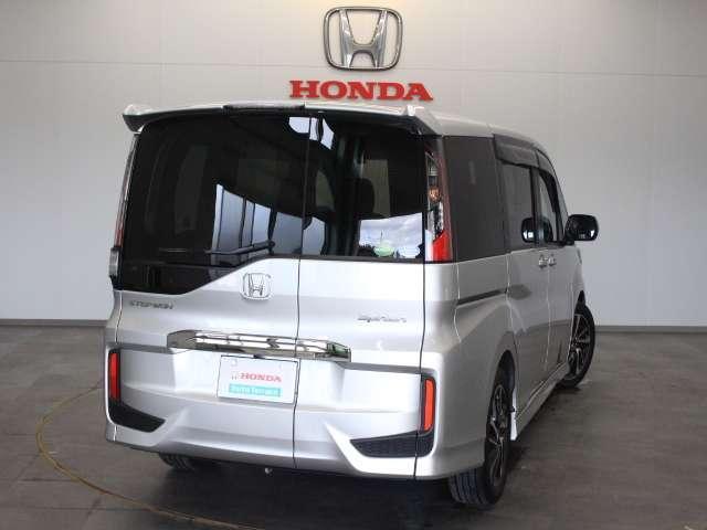 ホンダ ステップワゴンスパーダ スパーダ・クールスピリット ホンダセンシング 当社デモカーメ