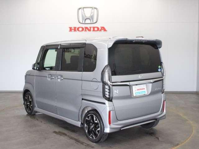 「ホンダ」「N-BOXカスタム」「コンパクトカー」「兵庫県」の中古車4