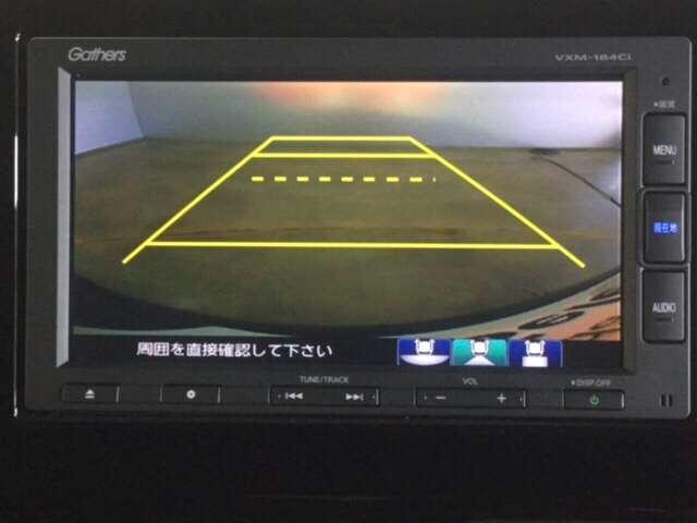 G・Lホンダセンシング メモリーナビ ETC リヤカメラ(4枚目)