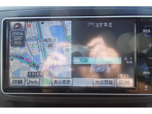トヨタ ヴェルファイア 2.4Z 純正HDDナビTV Bモニター ETC HID