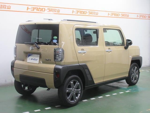 「ダイハツ」「タフト」「コンパクトカー」「和歌山県」の中古車4
