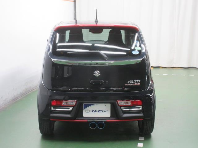 「スズキ」「アルトターボRS」「軽自動車」「和歌山県」の中古車3