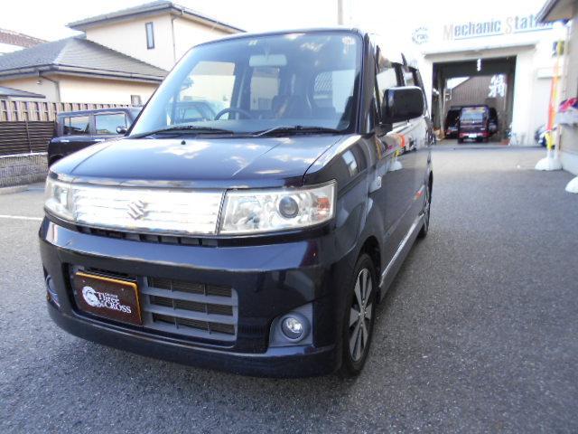 「スズキ」「ワゴンRスティングレー」「コンパクトカー」「大阪府」の中古車7