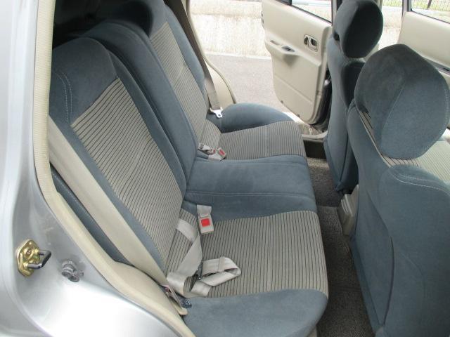 日産 ラシーン フォルザ 4WD ETC 背面タイヤ