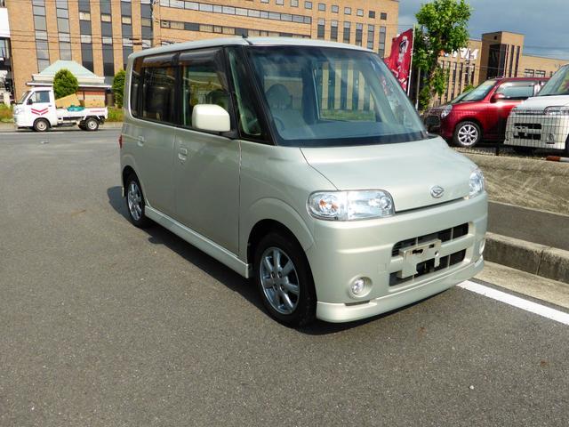 「ダイハツ」「タント」「コンパクトカー」「奈良県」の中古車9