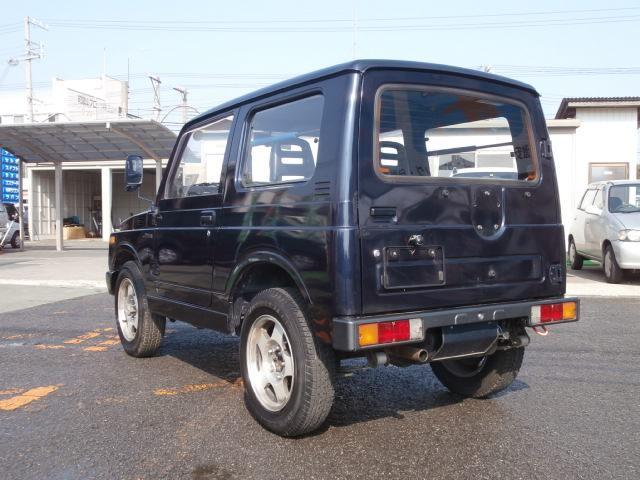 スズキ ジムニー HC 4WD ターボ タイミングベルト交換済