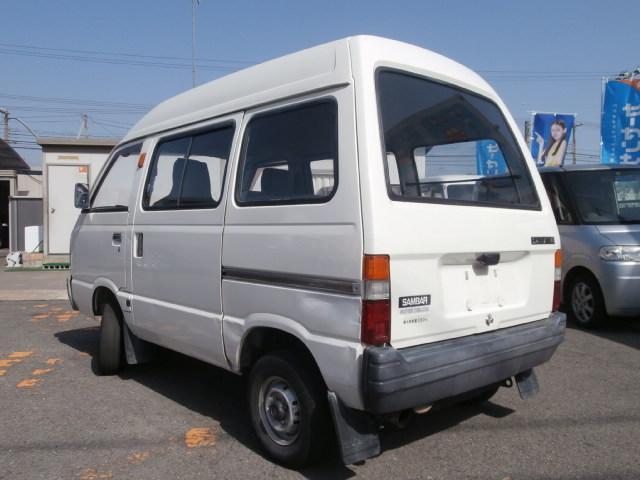 「スバル」「サンバーバン」「軽自動車」「和歌山県」の中古車3