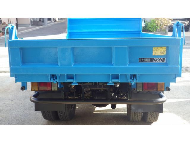 いすゞ エルフトラック 2t高ダンプ 23