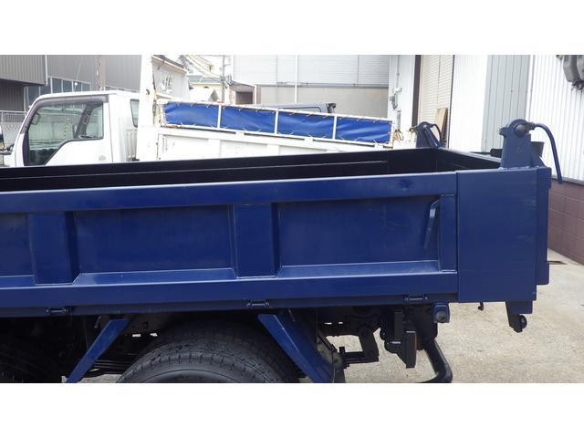 マツダ タイタントラック 3t高床ダンプ 1