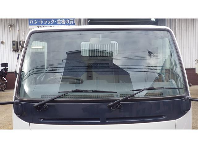 三菱ふそう キャンター 3t高床ダンプ 32