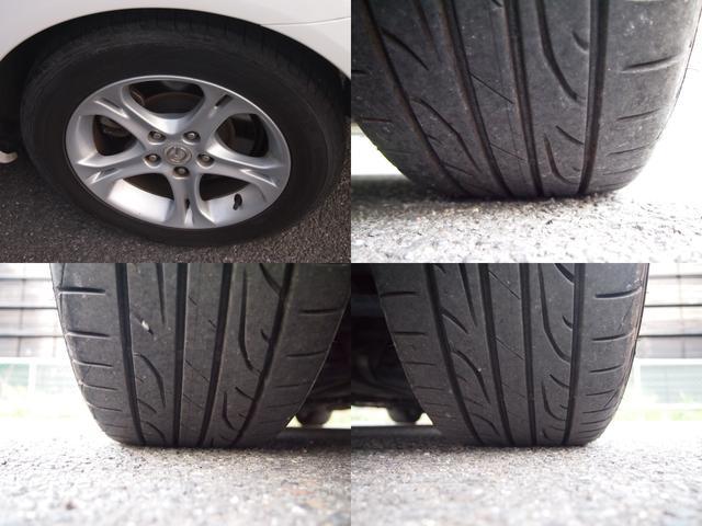 純正アルミ付き。。。タイヤの残り溝もバッチリ♪♪♪