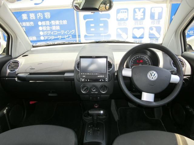 フォルクスワーゲン VW ニュービートル EZ 後期タイプ キーレス