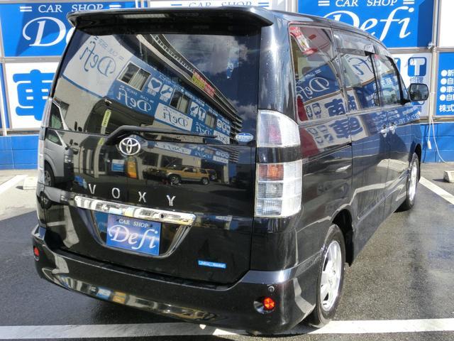 トヨタ ヴォクシー Z 煌左パワースライド 3列シート