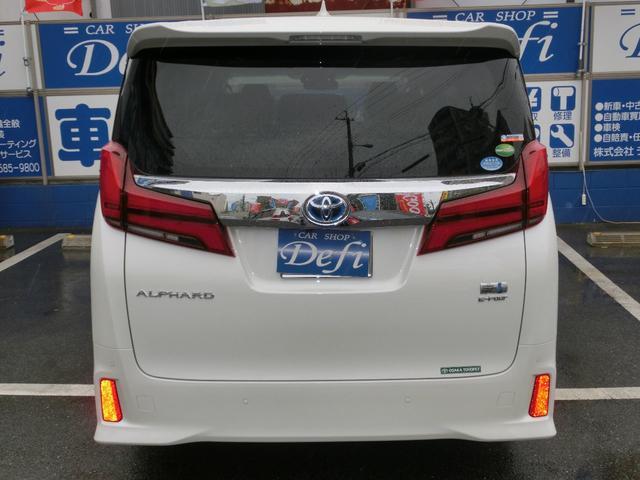 SR Cパッケージ 3ガンLED/ムーンルーフ/新車未登録車(4枚目)