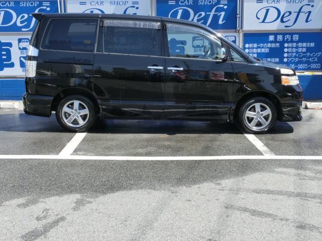 トヨタ ヴォクシー Z 煌 両側パワースライド キーレス