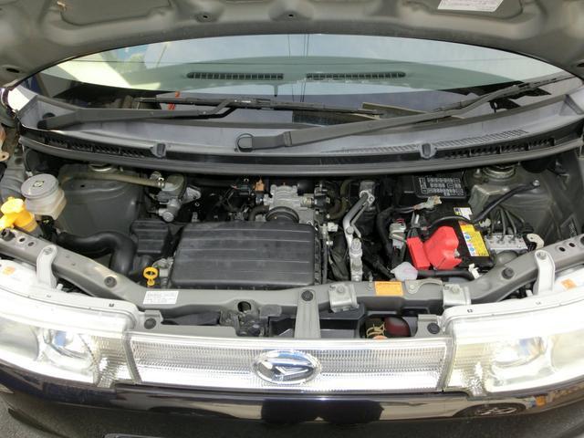 エンジンルームもクリーニング済みです!現車確認の際、気になる点があればお気軽に当社の整備スタッフまでお声かけください♪