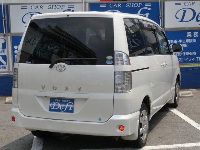 「トヨタ」「ヴォクシー」「ミニバン・ワンボックス」「大阪府」の中古車8