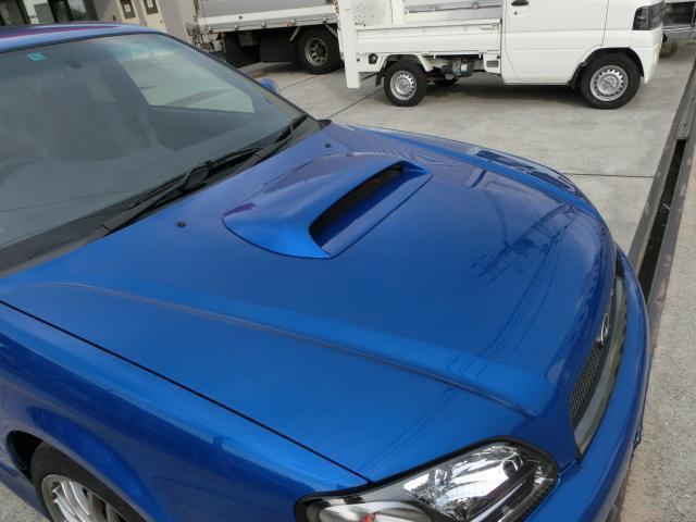 スバル レガシィB4 S401 STiバージョン 400台限定車