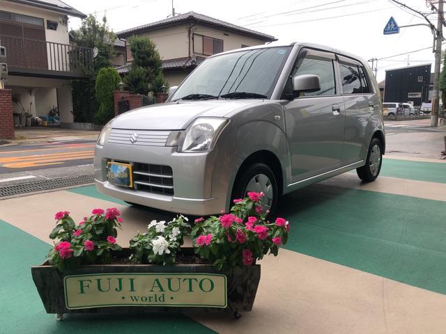 「スズキ」「アルト」「軽自動車」「大阪府」の中古車3