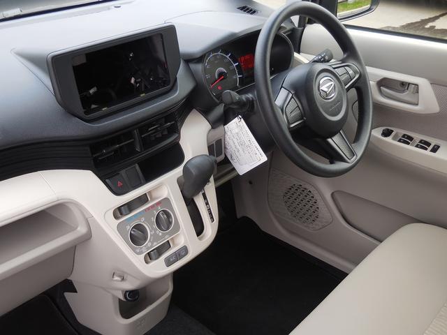 ダイハツ ムーヴ L SAII デモカーUP車