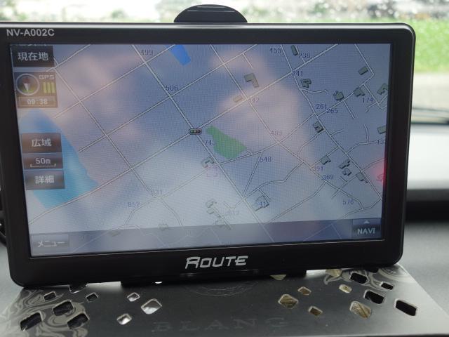 ポータブルナビ・ワンセグTV付きです。分割オートローンご利用可能です。各社提携あります。