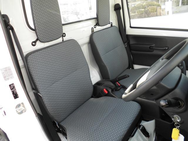 スズキ キャリイトラック KCエアコン・パワステ農繁仕様4WDハイロー切替 デフロック