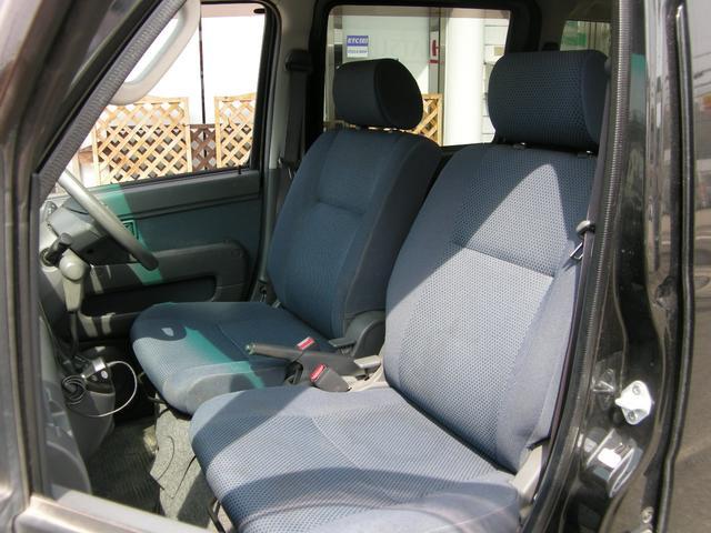 クルーズターボ 4WD キーレス ワンオーナー車(10枚目)
