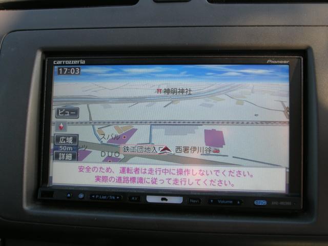 XGエアロ HDDナビ 地デジTV(14枚目)