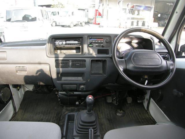 ダンプ 4WD エアコンパワステ(16枚目)