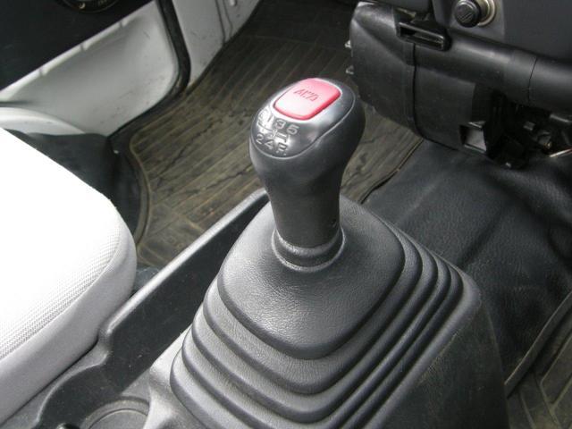 ダンプ 4WD エアコンパワステ(17枚目)