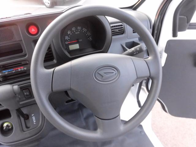 届出済未使用車 純正ラジオ 荷室ランプ 水平格納式リアシート(18枚目)