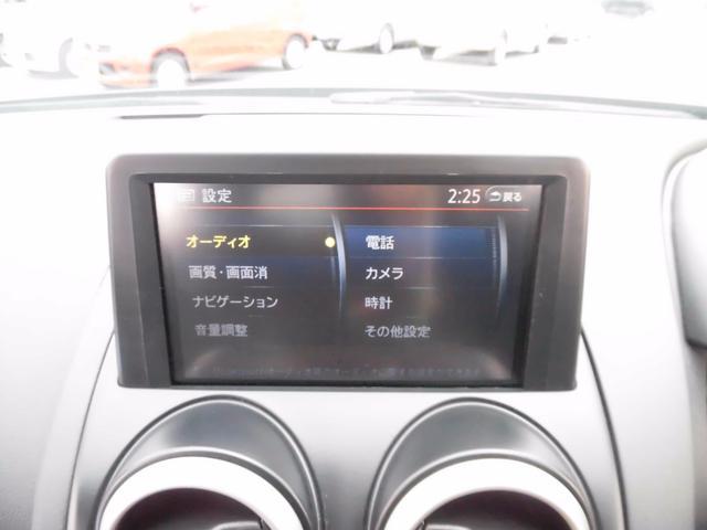 日産 デュアリス クロスライダー 純正HDDナビ Bカメ MTモードAT