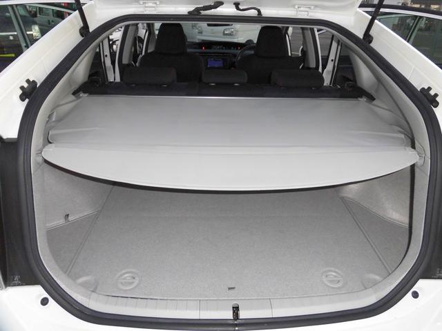 トヨタ プリウス Sツーリングセレクション・G's 専用スポーツシート ETC